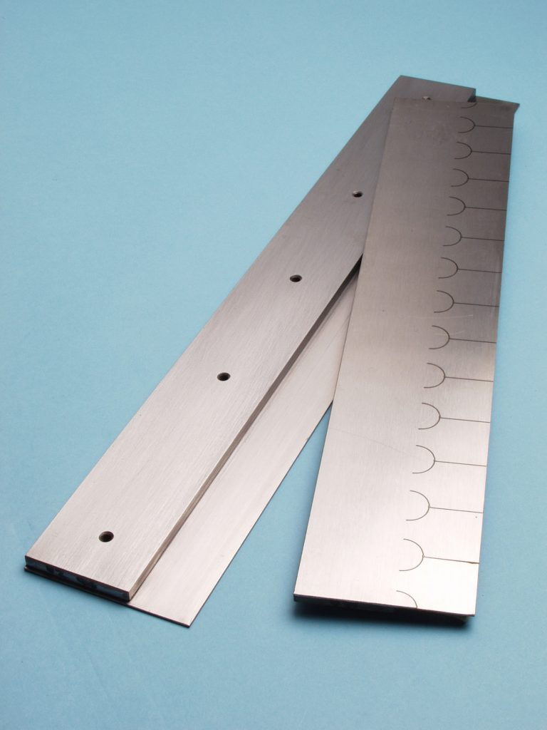Ink Duct Blades