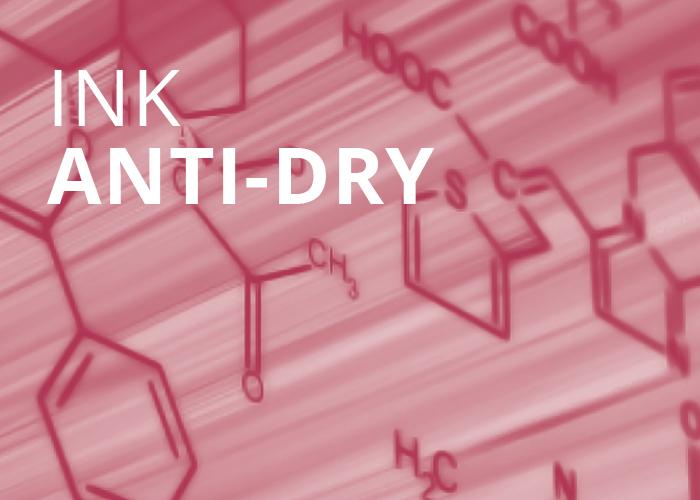 Ink Anti-Dry