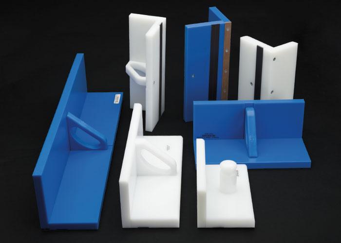 T Plastic Jogger Blocks