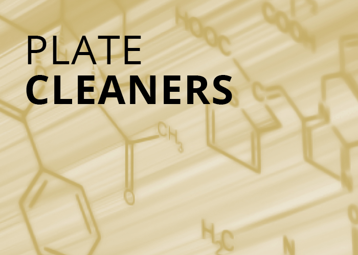 Plate Cleaners