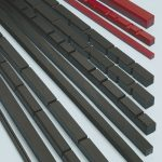 Rubber Cutting Sticks for Web Offset